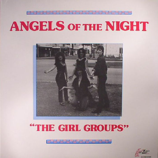 VARIOUS ARTISTS Angels Of The Night: the Girl Groups LP