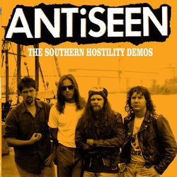 ANTiSEEN - 'the Southern Hostility Demos' LP