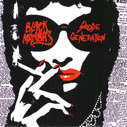 BLACK MAMBAS / SUICIDE GENERATION Split 7