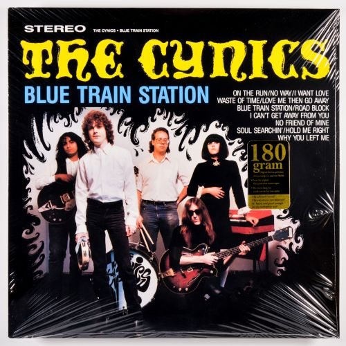 CYNICS the Blue Train Station LP
