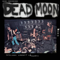 DEAD MOON Nervous Sooner Changes LP