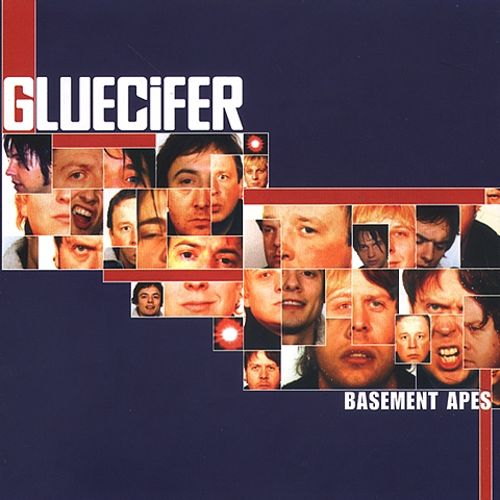 GLUECIFER Basement Apes LP