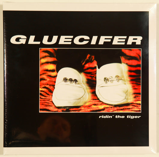 GLUECIFER Ridin' The Tiger LP