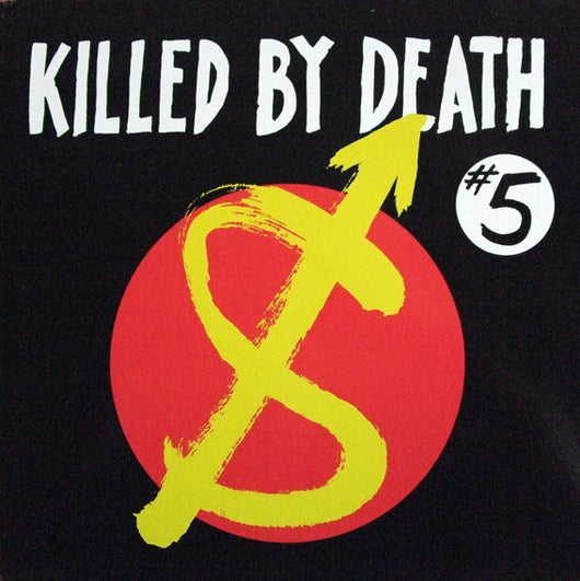 VARIOUS ARTISTS Killed By Death #5 LP