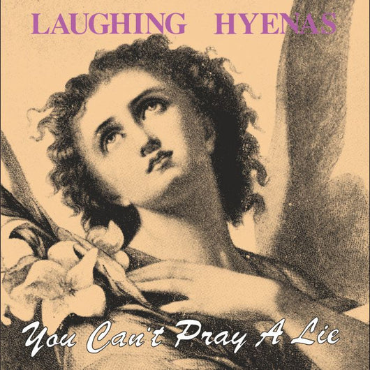 LAUGHING HYENAS You Can't Pray A Lie LP