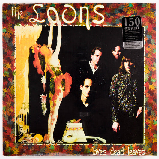 LOONS the Love's Dead Leaves LP