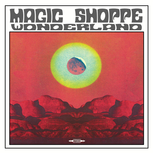MAGIC SHOPPE Wonderland LP