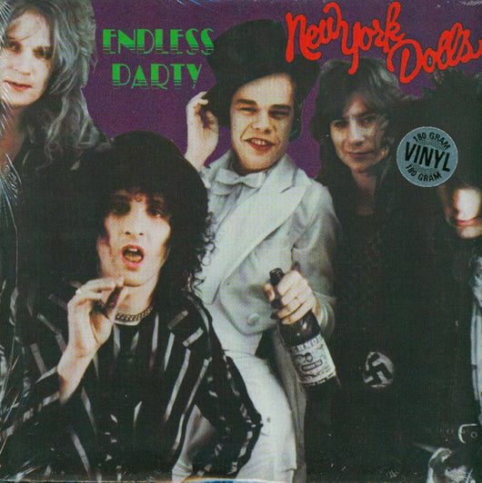 NEW YORK DOLLS Endless Party LP