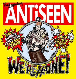 ANTiSEEN - 'We're # One' 12