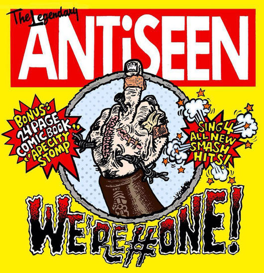ANTiSEEN We're # One 12