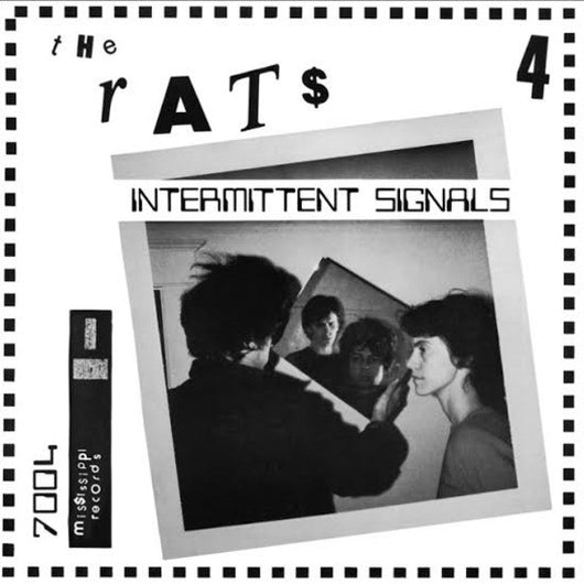 RATS the Intermittent Signals LP