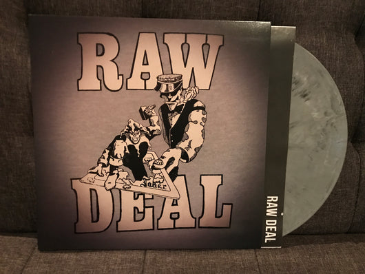 RAW DEAL - 'Demo 88' LP