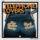 TELEPHONE LOVERS Two Dollar Baby / Real Action 7""