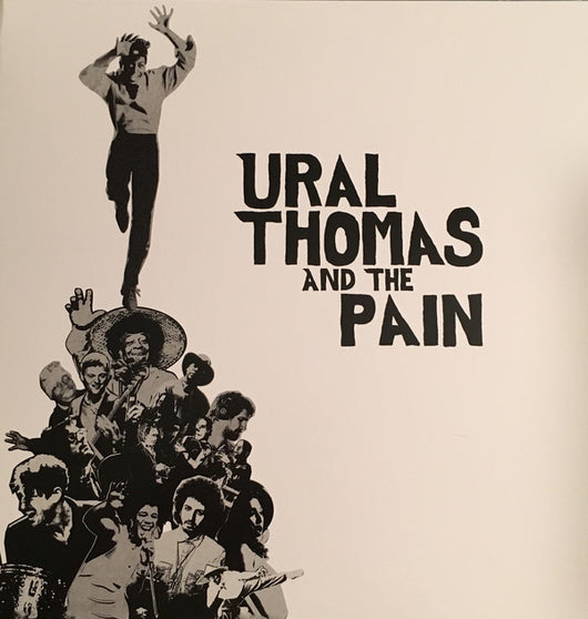 URAL THOMAS and the PAIN - 'S/T' DOUBLE LP