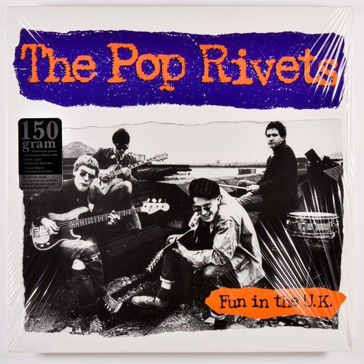 POP RIVETS Fun In The U.K. LP