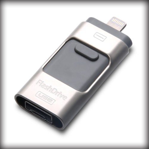 iOS Flash Drive For iPhone & iPad - Up To 128 GB