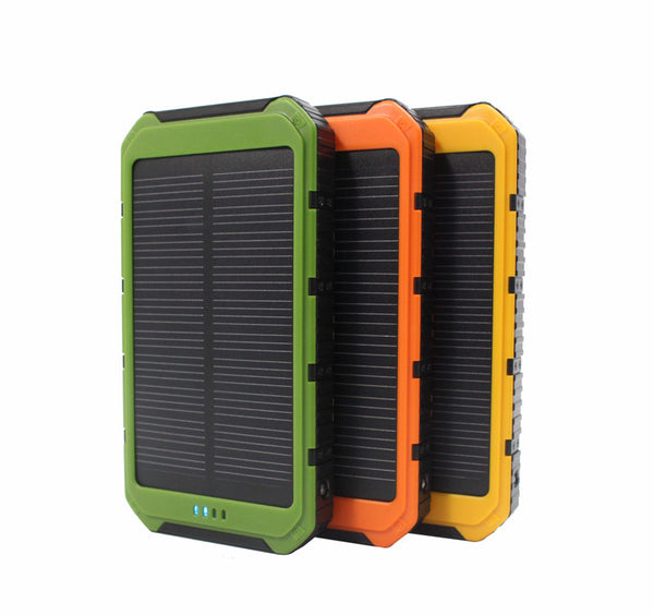 Mobile Phone Portable Solar Charger (10000 mAh)