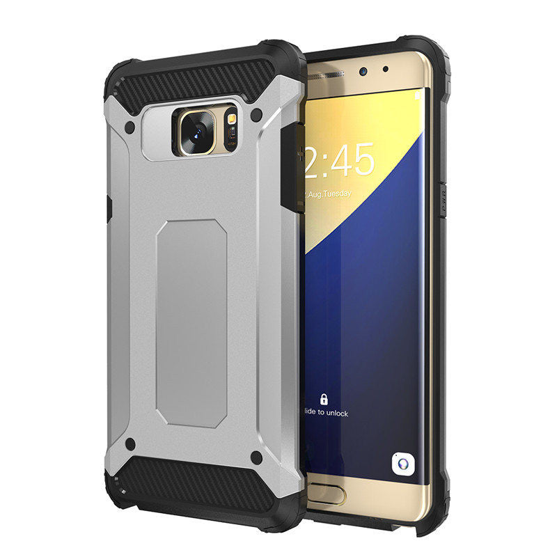 Hybrid Armor Back Case For Samsung Galaxy S7/S7 Edge
