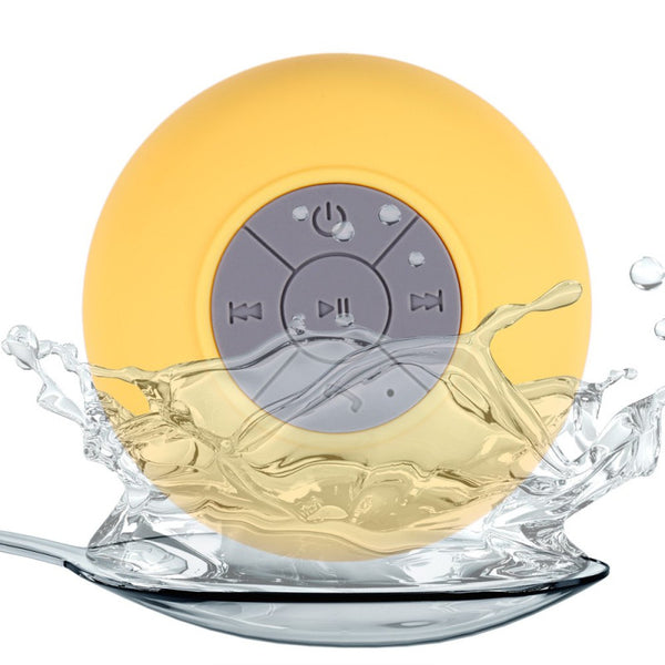 Waterproof Bluetooth Shower Speakers (Wireless)