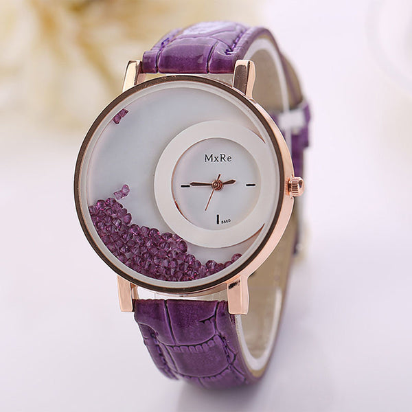 Women's Quartz Quicksand Watch