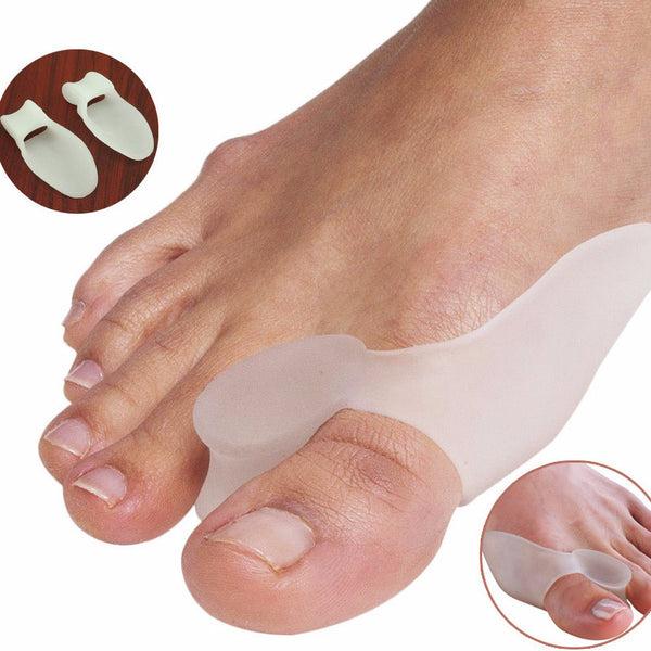 Gel Bunion Splint - Left & Right Big Toe Separator