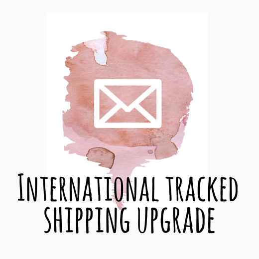 Tracked International Courier (Australia) +$10