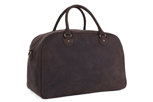 vintage travel bags for men
