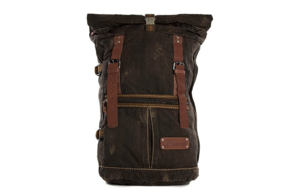 waxed canvas mens rucksacks