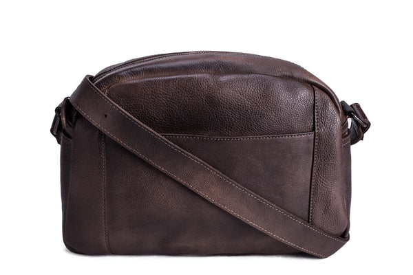 leather crossbody satchels for men