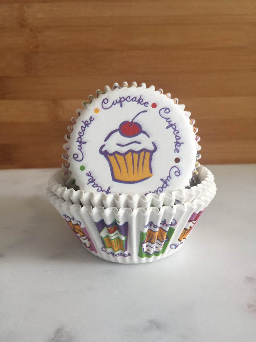 Cupcake Lovers Cupcake Liners, Standard Sized, Baking Cups (50)