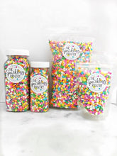 Primary Confetti Quins Cupcake and Cookie Sprinkles