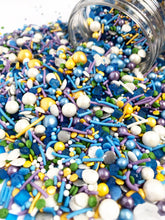 Ocean Dreams Sprinkle Mix, Vegan and Gluten Free, Cupcake Sprinkles