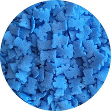Blue Teddy Bear Confetti Sprinkles, VEGAN/GF Sprinkles