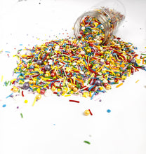Surprise Party Sprinkle Mix, Vegan and Gluten Free, Cupcake Sprinkles