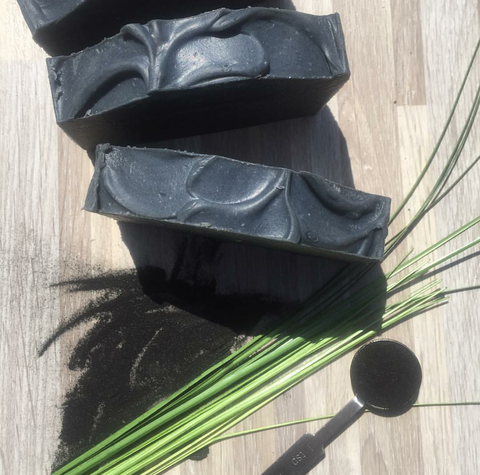 Charcoal & TeaTree Soap