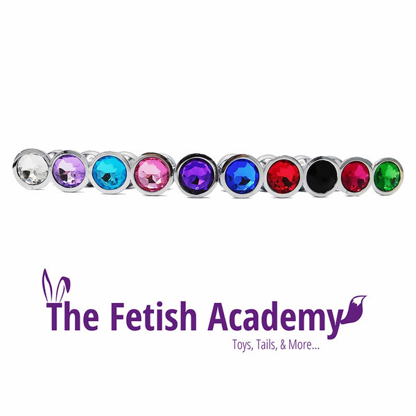 Jeweled Anal Plugs, Princess Plugs & Jeweled Sex Toys