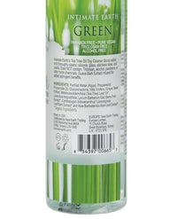 Intimate Earth Green Tea Tree Oil Toy Cleaner Spray - 4.2oz - THE FETISH ACADEMY