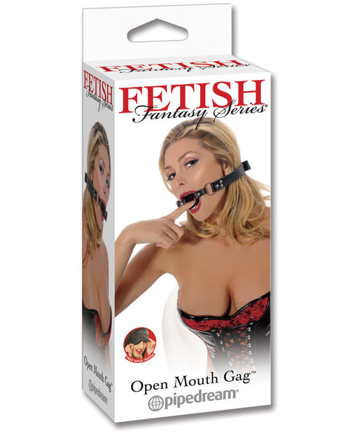 Fetish Fantasy Series Open Mouth Gag - THE FETISH ACADEMY