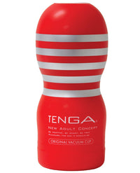 Tenga Deep Throat Original Vacuum Cup - THE FETISH ACADEMY