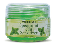 Passion Spearmint Clit Sensitizer - 1.5 oz - THE FETISH ACADEMY