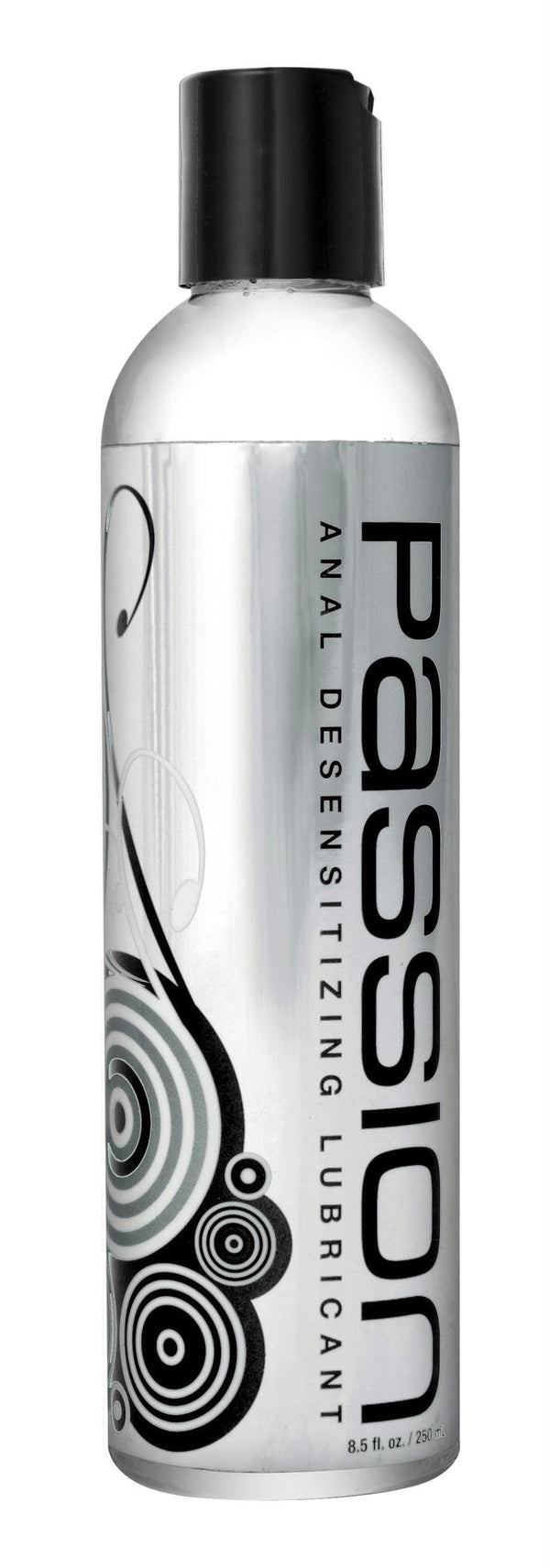Passion Anal Desensitizing Lubricant with Lidocaine - 8.5 oz - THE FETISH ACADEMY