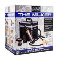 The Milker Automatic Deluxe Stroker Machine - THE FETISH ACADEMY