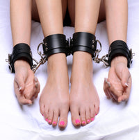 Complete Restraint Bondage Kit with Connectors - TFA