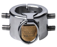 Fiend Stainless Steel CBT Piercing Chamber- 1.5 Inch - TFA