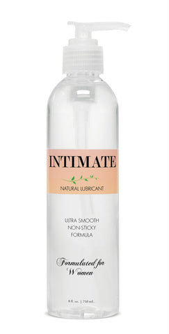 Intimate Natural Lubricant for Women 8oz - TFA