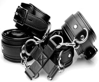 Hog-Tie Restraint System - THE FETISH ACADEMY