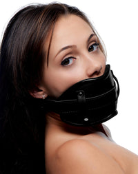 Cock Head Silicone Mouth Gag - TFA