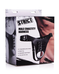 Male Chastity Harness - THE FETISH ACADEMY