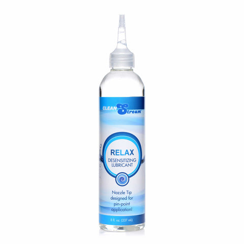 Relax Desensitizing Lubricant With Nozzle Tip