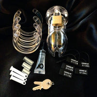 CB-6000 Male Chastity Device Designer Series - TFA